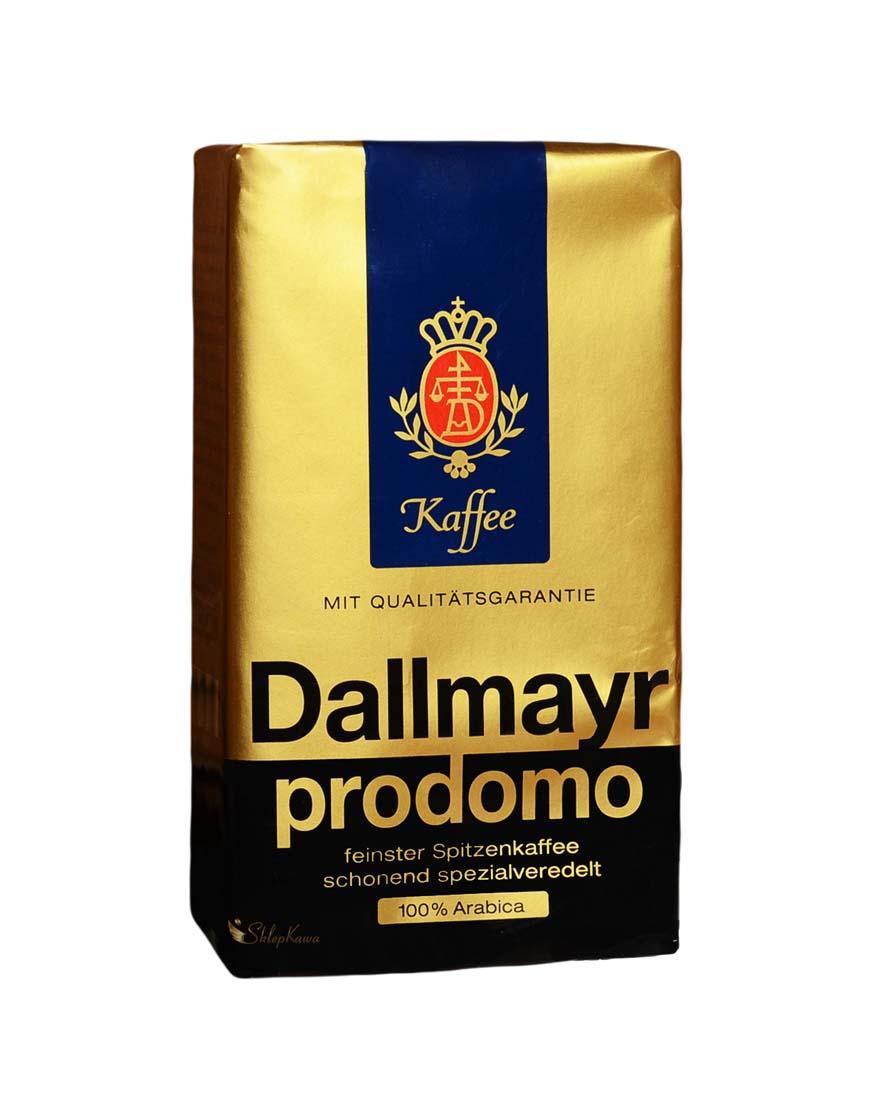 Kawa Dallmayr 500g taniej w Biedrze