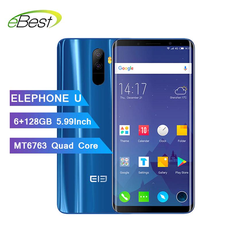 Elephone U 6+128