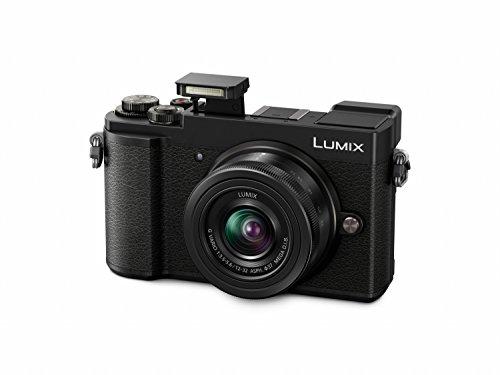 Panasonic Lumix GX9 + 12-32 mm (4K, IBIS) @Amazon