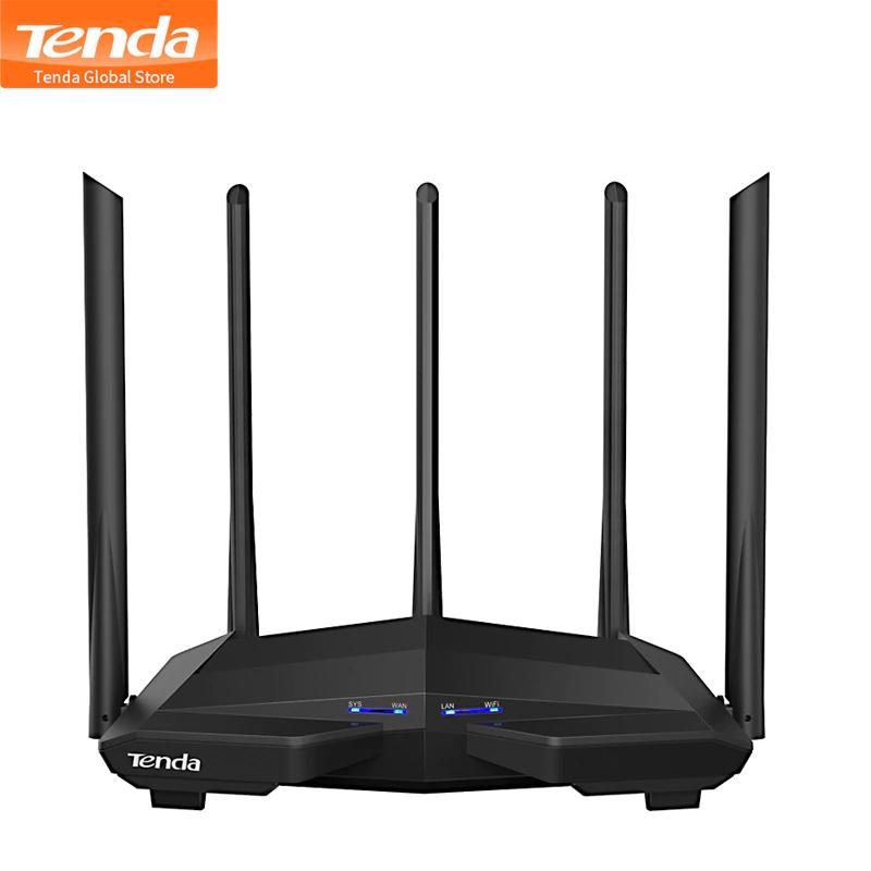 Router Tenda AC11 Gigabit Dual-Band AC1200 bezprzewodowy router Wi-Fi