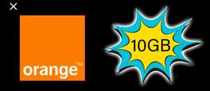 Darmowe 10 GB w Orange