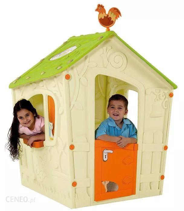 Domek dla dzieci MAGIC curver za 200zł + bon na 50zł