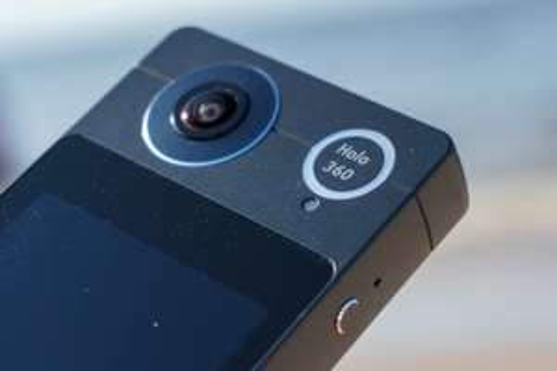 Holo360 Acer kamera aparat android