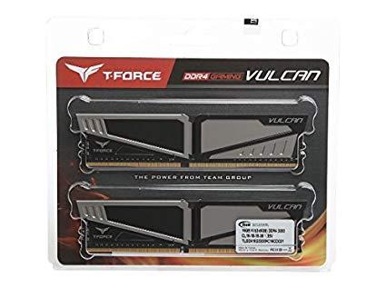 Team Group 3200mhz cl16 16GB (2x8) RAM DDR4 amazon.de pamięć