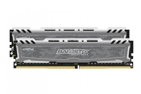 RAM DDR4 16GB (2x8GB) 3000 CL15 Crucial Ballistix Sport LT