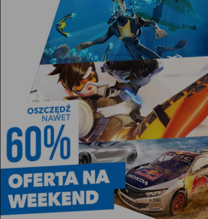 Weekendowa promocja z grami na PlayStation 4. Diablo 3, Overwatch, Dead Cells i więcej