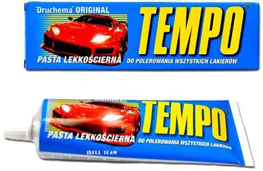 Pasta lekkościerna DRUCHEMA Tempo 120 g  Media Expert.