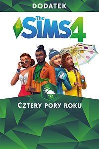 The Sims 4 Cztery pory roku / podstawa + Zostań gwiazdą / PC / Carrefour Posnania