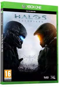 HALO 5 GUARDIANS XBOX ONE PO POLSKU!
