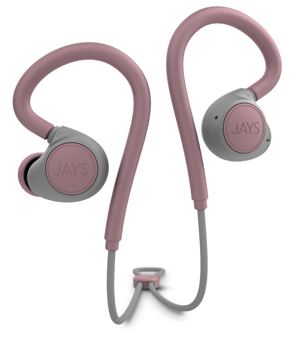 Wszystkie różowe słuchawki Jays -50%