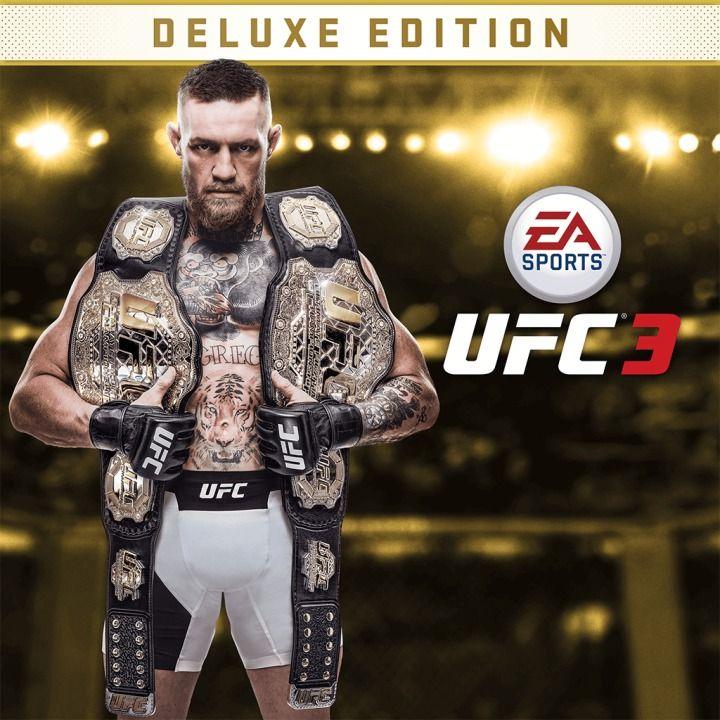 EA SPORTS™ UFC® 3 Edycja Specjalna PS4