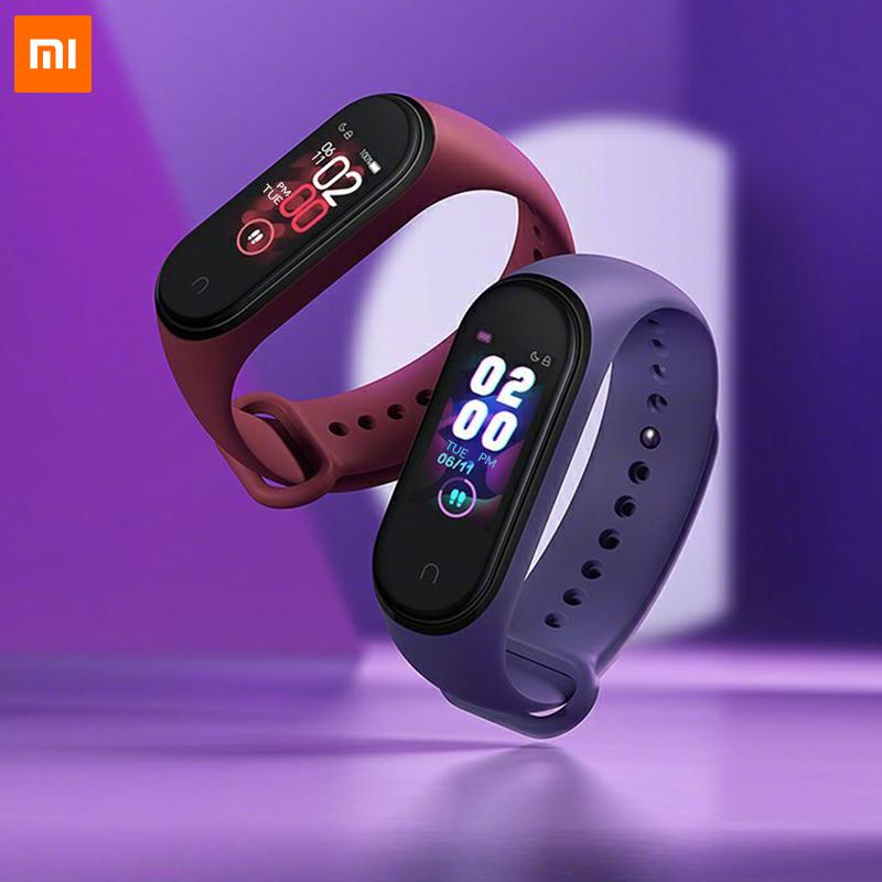 Xiaomi Mi Band 4 CN version-T bez NFC/obsł. AI głośników