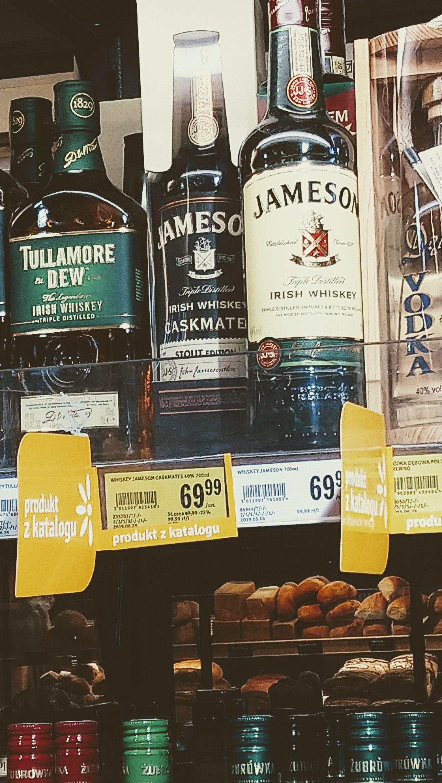 Irlandzka Whiskey Jameson Caskmates Stout Edition 0,7l Storktotka ogólnopolska Kartonik