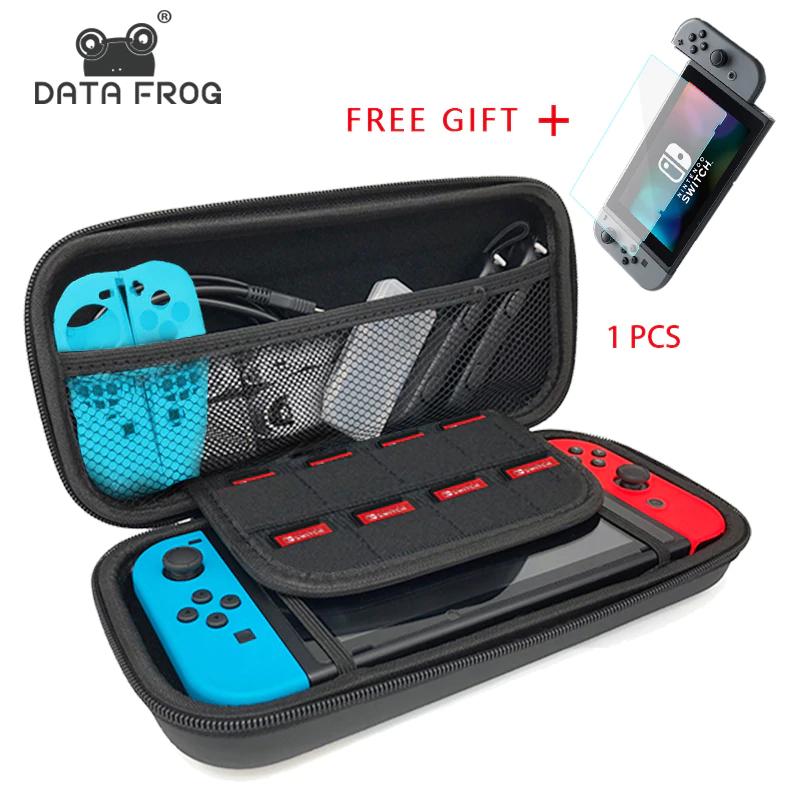 Ochronne etui do Nintendo Switch od Data Frog