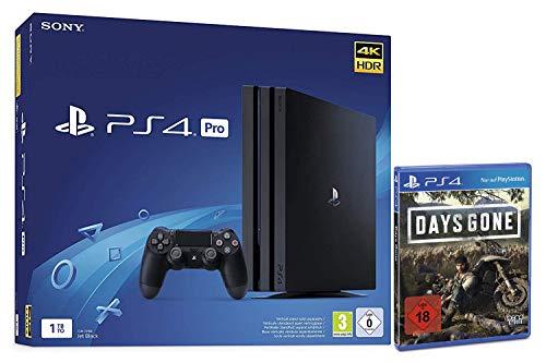 Playstation 4 PRO + Days Gone z Amazon.de