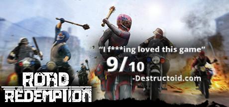 Road Redemption (PC Steam) - lokalny multiplayer dla 4 graczy!