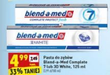Pasta Blend-a-med w Biedronce