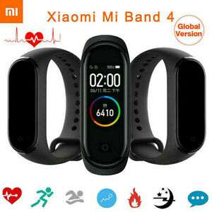 Xiaomi Mi Band 4 za 18,83$ (14,99£) - wersja Global