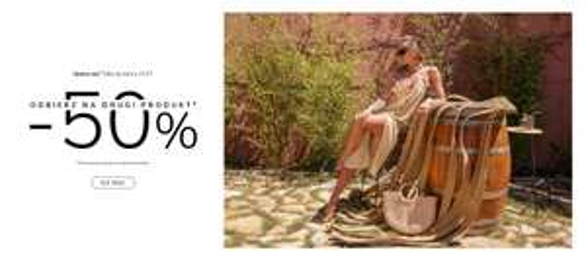 Renee: -50% na drugi produkt