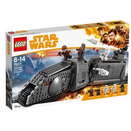 Klocki LEGO Star Wars Imperialny transporter Conveyex 75217
