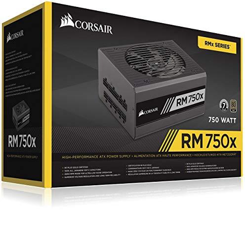 Zasilacz Corsair RM750x 80 PLUS GOLD [PRIME] amazon.de