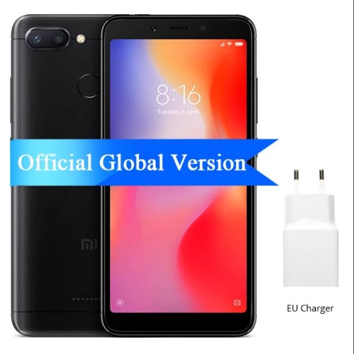 Xiaomi Redmi 6 4GB/64GB Global.