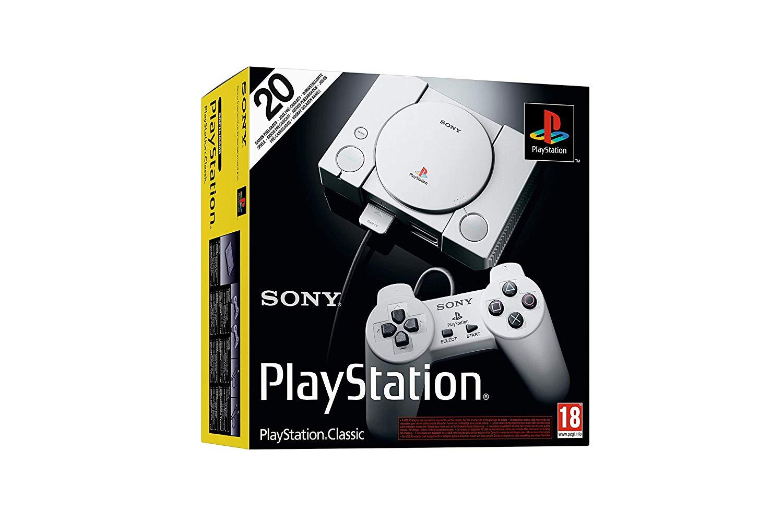 Konsola Sony PlayStation Classic Amazon UK 92zł / Prime /
