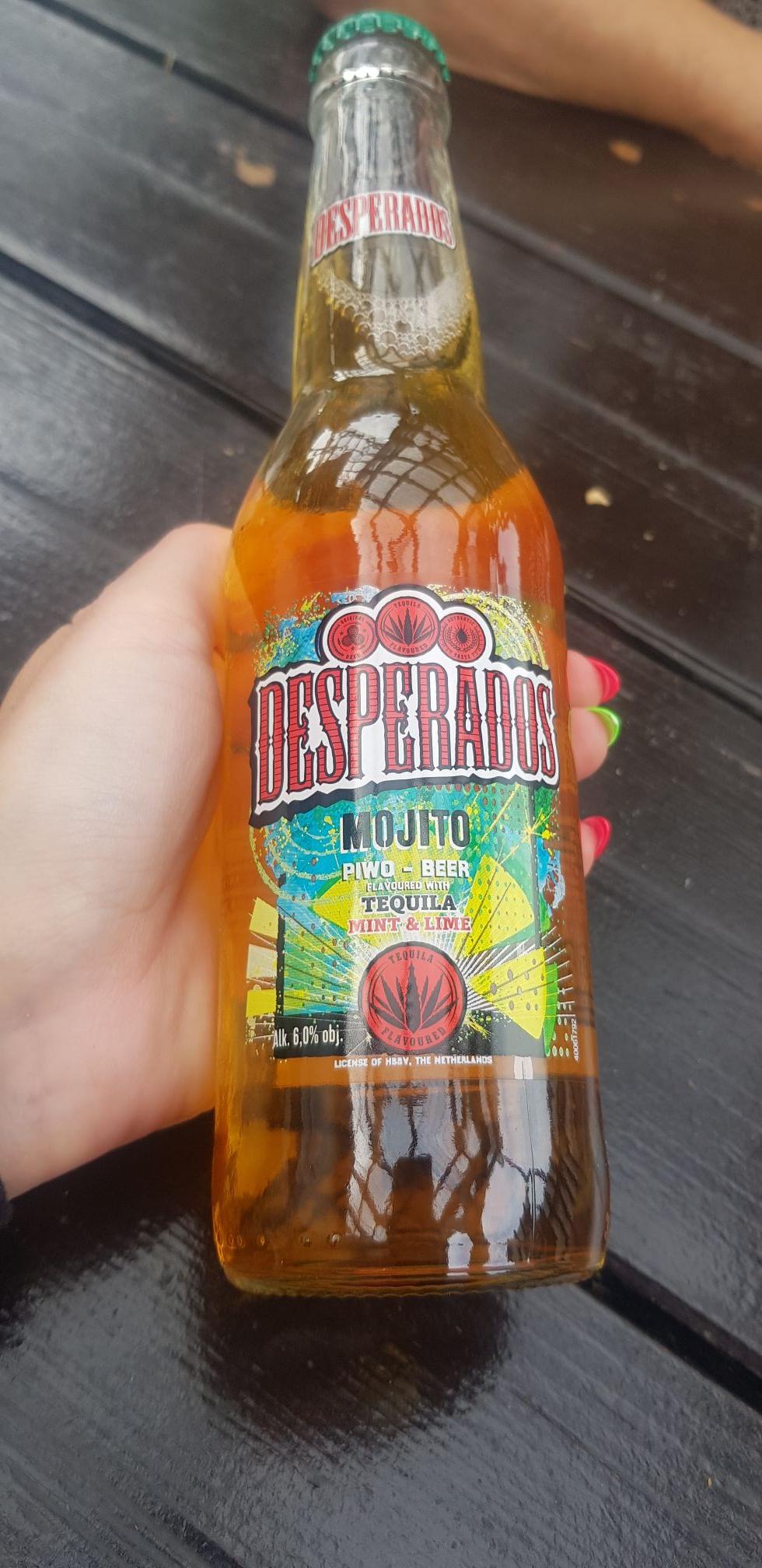 Darmowe piwo Desperados Karwia