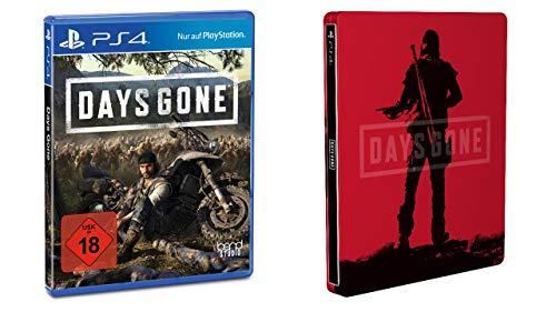 Days Gone + steelbook PS4