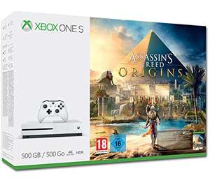 XBOX ONE S 500GB za ~490pln z Amazon.DE WHD