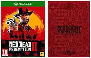 Red Dead Redemption 2 ze steelbookiem Xbox One/PS4