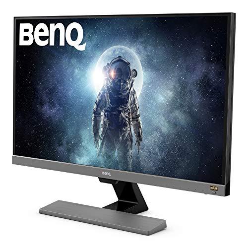"""Monitor BenQ EW277HDR 27"""" FullHD matryca VA, głośniki 2x2W - możliwe 490zł"""