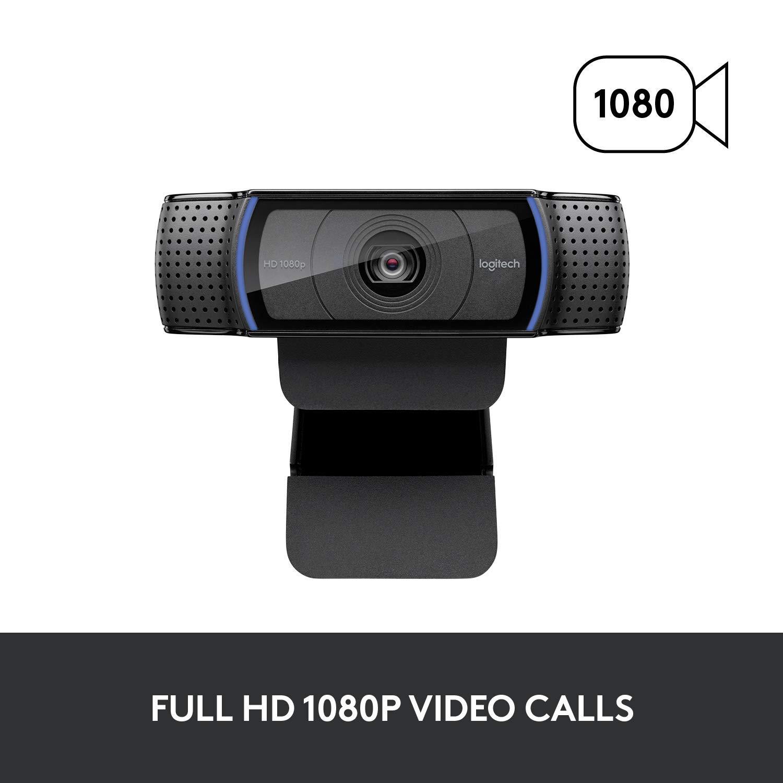 Kamera internetowa Logitech C920 1080p