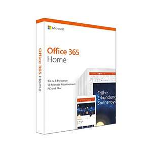 Office365 Home dla 6 osób, możliwe 135pln @Amazon.DE