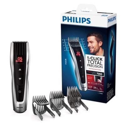 Philips 7000 HC7460/15 maszynka do włosów 35,99€ tylko PRIME cena z wysyłką. Amazon.de