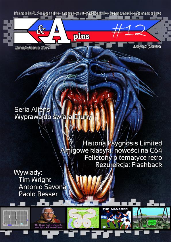 Komoda & Amiga Plus - retro magazyn, wszystkie numery za darmo [pdf]
