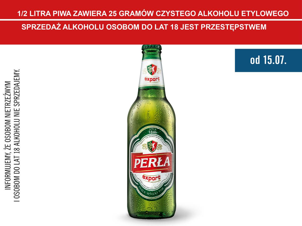 Perła Export 500 ml