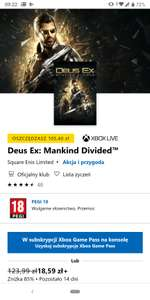 Deus Ex: Mankind Divided™ Xbox One