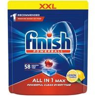 Finish All in 1 Max - 58 szt.