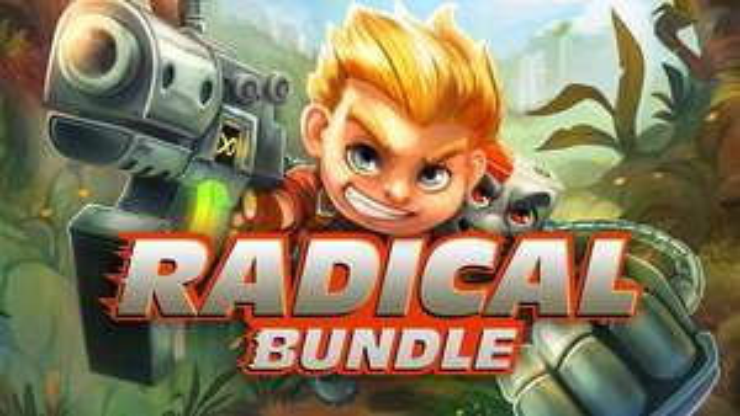 [PC, Steam] Radical Bundle - gry od 0,99€ (Sky Drifts, Giana Sister) @ Fanatical