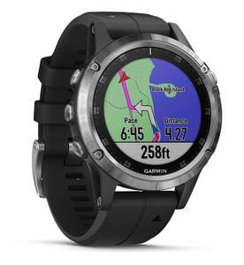 Garmin Fenix 5 Plus Srebrny - AMAZON.IT