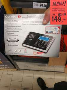 System alarmowy OLYMPIA Protect9030GSM LIDL