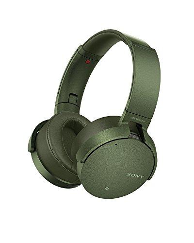 Sony MDR-XB950N1 z ANC za 90 EUR @Amazon.de (konto PRIME; kolor zielony)
