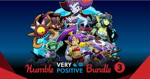 Humble Bundle Very Positive Bundle 3