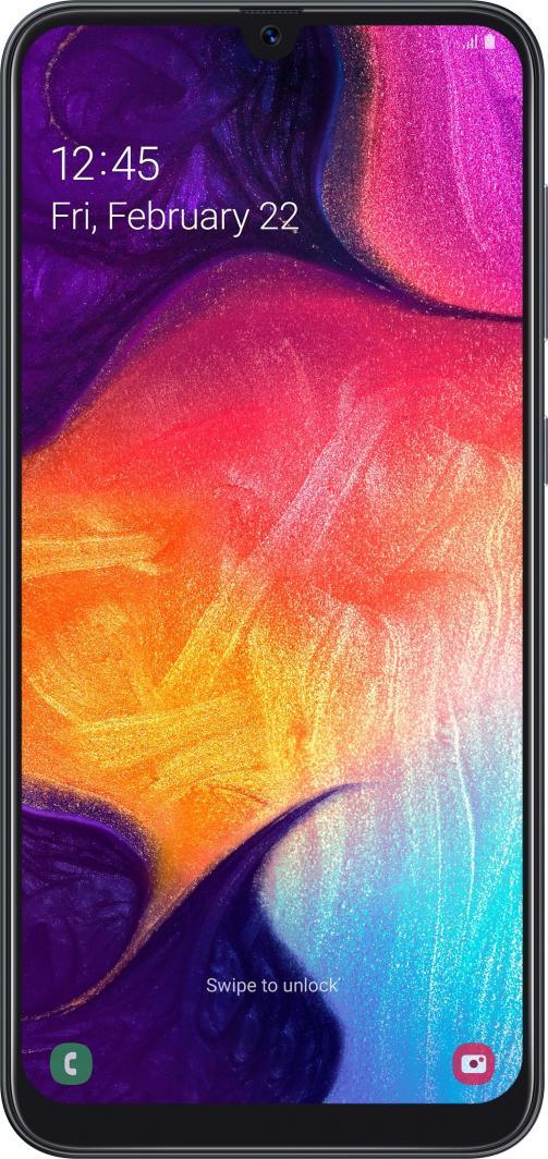 Smartfon Samsung Galaxy A50 128GB Black