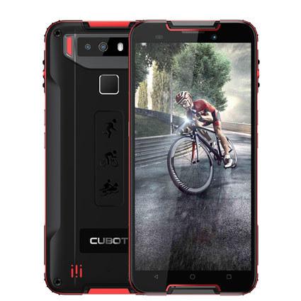 Cubot Quest IP68 5.5 czarny rugged NFC B20