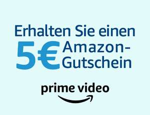 5EUR za obejrzenie filmu na Amazon Prime Video @Amazon.DE