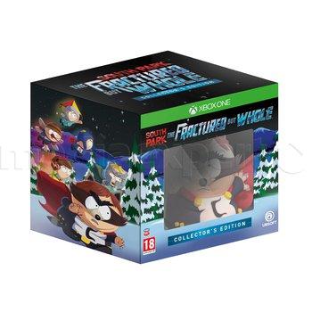 Mediaexpert Gra XBOX ONE South Park: The Fractured but Whole Edycja Kolekcjonerska Figurka Szopa.
