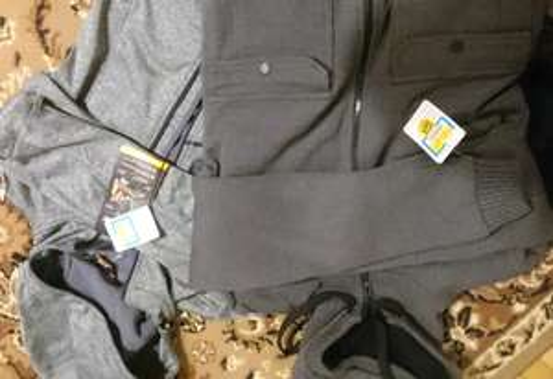 50% na przecene zimowych ubrań w Makro