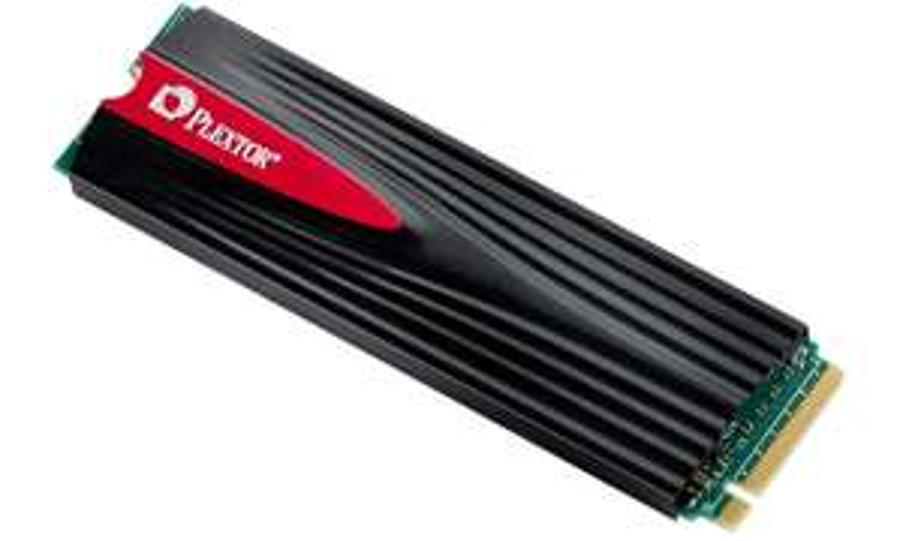 Dysk SSD Plextor 512GB M.2 PCIe Gen3 x4 NVMe 2280 M9Pe(G) @x-kom